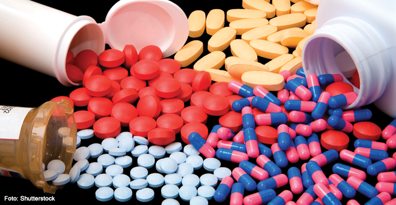 Combinații antibiotice