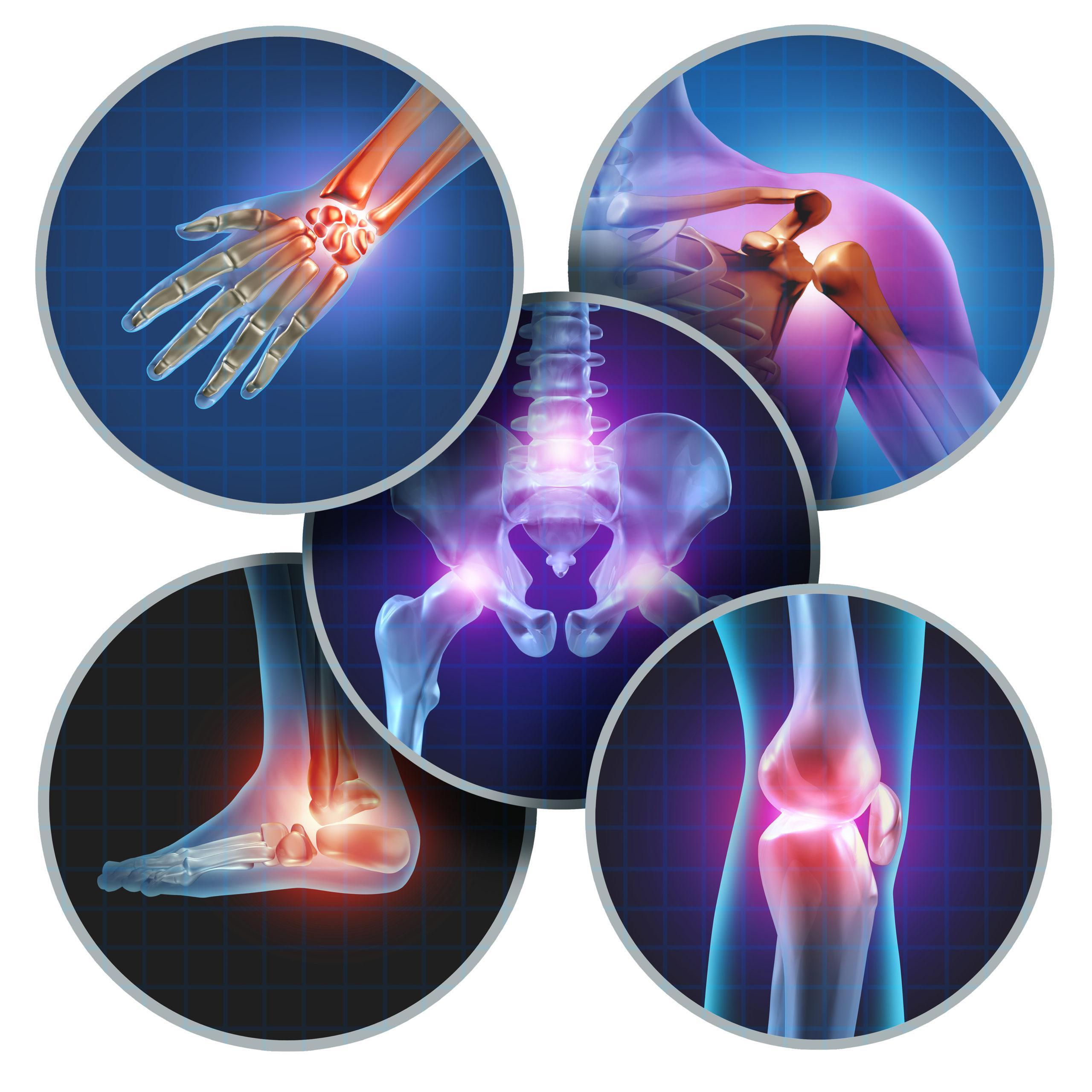 dureri articulare cu creștere