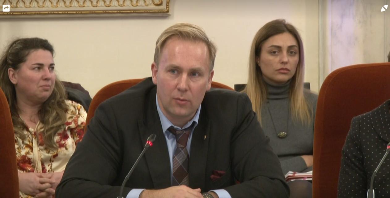 Ministrul Sănătăţii Victor Costache